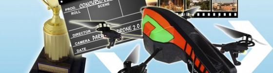 Concurso Filmaciones Aéreas con AR DRONE de Juguetrónica