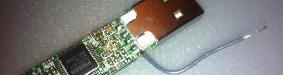 Corregir pendrive para que funcione en el AR.Drone 2.0