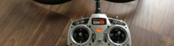 AR.Drone 2.0 Conversión RC