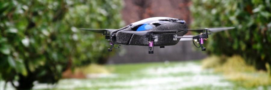 Tutoriales AR.Drone