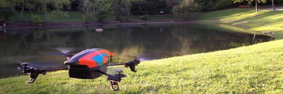 Ampliar cobertura wifi del AR.Drone