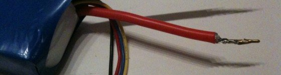 Cambiar el conector de la batería