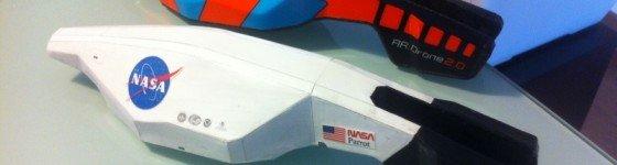 Carcasa de exterior de la NASA gratis