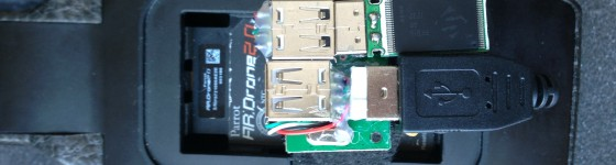 Adaptar HUB usb para nuestro GPS fabricado