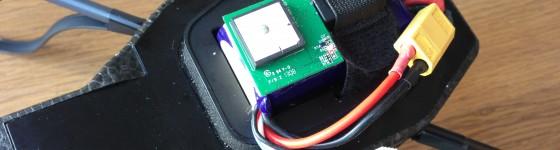 Mi experiencia en el montaje del GPS para el AR.Drone 2 (flight recorder)