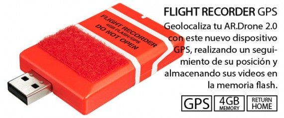 Power Edition Flight Recorder Box