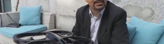 Conoce el nuevo Power Edition de mano del Director General de Parrot Iberia