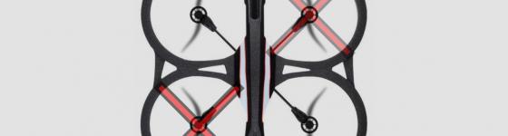 Modo rescate del AR.Drone