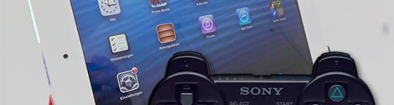 Utilizar mando de PS3 en iOS para manejar el AR.Drone