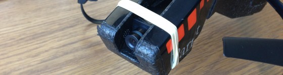Eliminar efecto «Jello» del AR.Drone (vibraciones en el  vídeo)