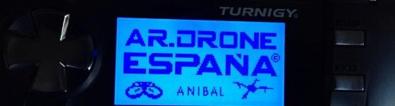 Cambiar idioma y personalizar emisora Turnigy 9XR