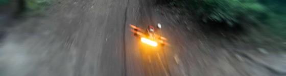 Competición España vs Francia de Drones de Carrera
