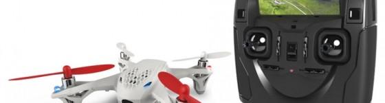Hubsan FPV X4 107D Mini quadcoptero