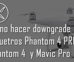 Aumentar señal del Dji Mavic PRO, Phantom 3 y 4, Inspire y Spark